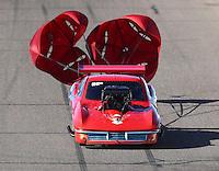 Feb 24, 2017; Chandler, AZ, USA; NHRA top sportsman driver Paul Snell during qualifying for the Arizona Nationals at Wild Horse Pass Motorsports Park. Mandatory Credit: Mark J. Rebilas-USA TODAY Sports