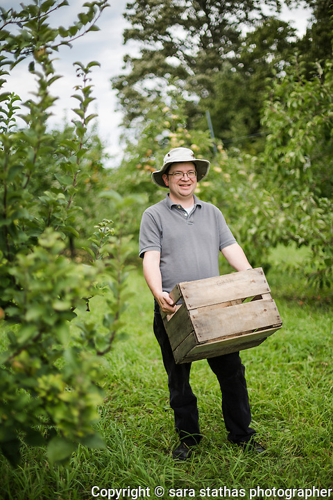 AeppelTreow Winery, Cidery, & Distillery: Charles and Milissa McGonegal