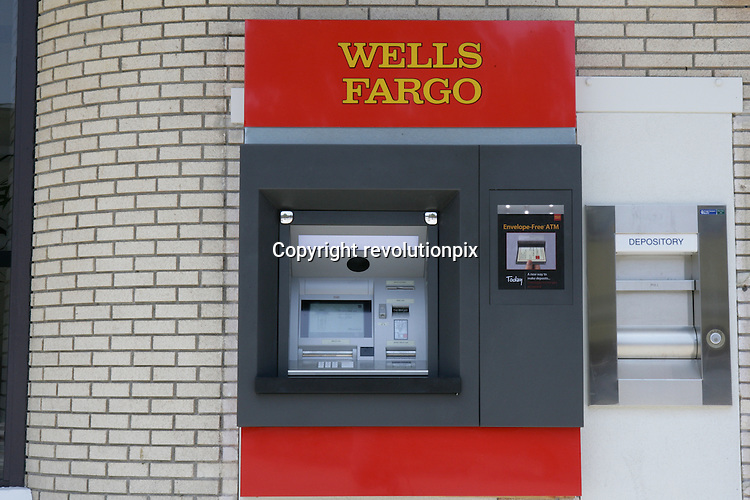Wells Fargo<br /> Los Angeles<br /> June 17 2009<br /> Illustration of Wells Fargo branches in the Santa Monica area<br /> The Bank's Chief Executive John Stumpf said in a newspaper interview he would like the bank to repay the $25 billion it took from the Troubled Asset Relief Program as soon as practical, but he gave no time frame.<br /> ID revpix90617361