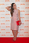 Tamara Falco poses during Folli Follie new shop opening in Madrid, Spain. April 29, 2014. (ALTERPHOTOS/Victor Blanco)
