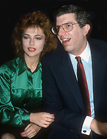 Emma Samms and Marvin Hamlisch 1980<br /> Photo By Adam Scull/PHOTOlink.net/MediaPunch