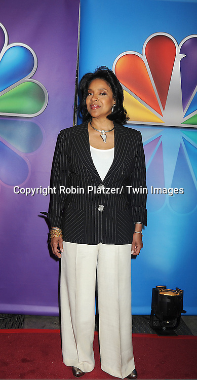 Do No Harm Cast, Phylicia Rashad,  attends the NBC Upfront Presentation of 2012-2013 Season at Radio City Music Hall on May 14, 2012 in New York City.