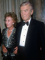 James Stewart &amp; wife 1979<br /> Photo By John Barrett/PHOTOlink.net / MediaPunch