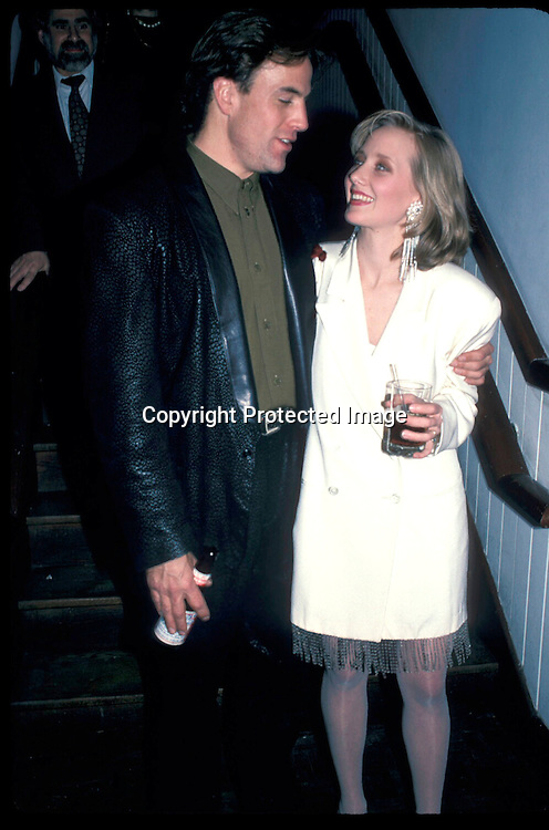 Richard Burgi and Anne Heche | Robin Platzer/Twin Images