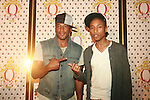 Q-Tip and Pharrell Williams Attend the Launch of QREAM With A Q Created by Pharrell Williams, held at the New York Public Library, NY   7/20/11
