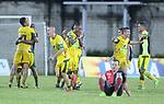 Leones venció 2-1 (4-3 en el global) a Cúcuta Deportivo. Semifinales Torneo Águila 2017.