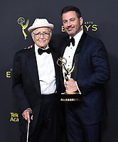 9/14/19 - Los Angeles: 2019 Creative Arts Emmy Awards - Photo Room