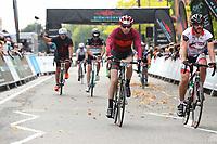 2017-09-24 VeloBirmingham  45 HM Finish