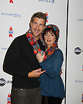 One Life To Live Josh Kelly & Robin Strasser at ABC Daytime Salutes Broadway Cares/Equity Fights Aids - The Grand Finale Celebration on March 13, 2011 with a musical show at Town Hall, New York City, New York followed by an after party at the New York Marriott Marquis. (Photo by Sue Coflin/Max Photos)