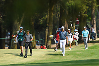 Christiaan Bezuidenhout (RSA) heads down 3 during Rd4 of the World Golf Championships, Mexico, Club De Golf Chapultepec, Mexico City, Mexico. 2/23/2020.<br /> Picture: Golffile | Ken Murray<br /> <br /> <br /> All photo usage must carry mandatory copyright credit (© Golffile | Ken Murray)