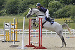 Class 4. British Showjumping seniors. Brook Farm Training Centre. Essex. 09/06/2018. ~ MANDATORY Credit Garry Bowden/Sportinpictures - NO UNAUTHORISED USE - 07837 394578