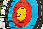 Archery - NatWest Island Games 2011