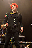 May 15, 2011: MY CHEMICAL ROMANCE - BBC RADIO1 Big Weekend Carlisle UK