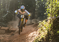 Picture by Alex Broadway/SWpix.com - 10/09/17 - Cycling - UCI 2017 Mountain Bike World Championships - Downhill - Cairns, Australia - Mick Hannah of Australia competes in the Men's Elite Downhill Final.