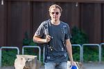 24.06.2020, wohninvest Weserstadion Trainingsplatz, Bremen, GER, 1. FBL, Training SV Werder Bremen, <br /> <br /> im Bild<br /> Luca Plogmann (Werder Bremen #40)<br /> <br /> Foto © nordphoto / Paetzel