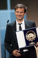 François Ozon, winner of golden shell for best film Dans la Maison