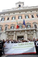 """20130704 ROMA-POLITICA: IL """"RESTITUITION DAY"""" DEL MOVIMENTO 5 STELLE"""