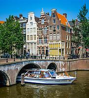 Niederlande, Nordholland, Amsterdam: Keizergracht | Netherlands, North Holland, Amsterdam: Keizergracht