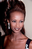 Iman by Jonathan Green