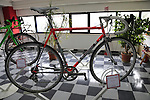 Tecno Classic on display in the showroom at the Tommasini factory based in Grosseto, Tuscany, Italy 6th March 2017.<br /> Picture: Eoin Clarke | Newsfile<br /> <br /> <br /> All photos usage must carry mandatory copyright credit (&copy; Newsfile | Eoin Clarke)