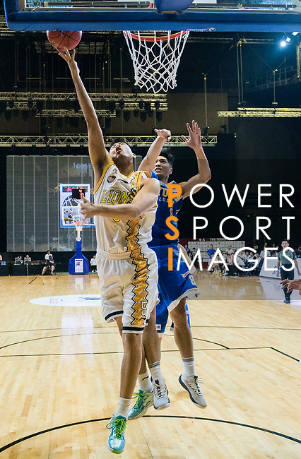 Zhejiang Guangsha Lions vs Yulon Luxgen Dinos during The Asia League's 'The Terrific 12' at Studio City Event Center on 19 September 2018, in Macau, Macau. Photo by Win Chung Jacky Tsui / Power Sport Images for Asia League
