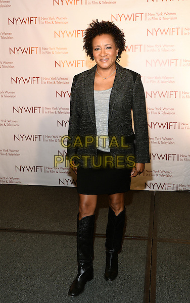 NEW YORK, NY - DECEMBER 11: Wanda Sykes pictured at the  34th Annual New York Women In Film And Television Muse Awards at New York Hilton Midtown on December 11, 2014 in New York City. <br /> CAP/MPI/RW<br /> &copy;RW/ MediaPunch/Capital Pictures