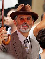 NAPOLI SOFIA LOREN GIRA ALCUNE SCENE DEL FILM <br /> &quot; LA VOCE UMANA &quot;<br /> NELLA FOTOENRICO LO VERSO<br /> FOTO CIRO DE LUCA