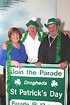 Jane O' Brien, Anthony Lynch and Dessie Lynch at the Launch of the St.Patricks Day Parade in the D Hotel...Photo NEWSFILE/Jenny Matthews.(Photo credit should read Jenny Matthews/NEWSFILE)....This Picture has been sent you under the condtions enclosed by:.Newsfile Ltd..The Studio,.Millmount Abbey,.Drogheda,.Co Meath..Ireland..Tel: +353(0)41-9871240.Fax: +353(0)41-9871260.GSM: +353(0)86-2500958.email: pictures@newsfile.ie.www.newsfile.ie.FTP: 193.120.102.198.