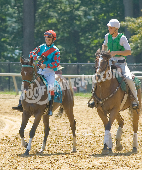 Raven's Special at Delaware Park on 7/4/12