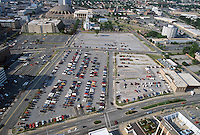 1994 June ..Redevelopment..Macarthur Center.Downtown North (R-8)..CLOSEUP WITH CITY HALL AVENUE IN FRONT...NEG#.NRHA#..