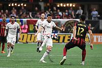 Atlanta, GA - May 08, 2019: Atlanta United defeated Toronto FC 2-0 at Mercedes-Benz Stadium.