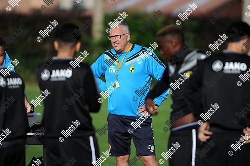 2015-06-29 / Voetbal / seizoen 2015-2016 / Eerste training SK Lierse / Eric Van Meir<br /><br />Foto: Mpics.be
