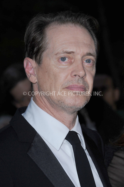 WWW.ACEPIXS.COM . . . . . .September 22, 2011...New York City...Steve Buscemi attends the 2011 New York City Ballet Fall Gala at the David Koch Theatre at Lincoln Center on September 22, 2011 in New York City. ....Please byline: KRISTIN CALLAHAN - ACEPIXS.COM.. . . . . . ..Ace Pictures, Inc: ..tel: (212) 243 8787 or (646) 769 0430..e-mail: info@acepixs.com..web: http://www.acepixs.com .