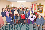 Residents, Family, Friends & Staff from Island View, St Annes Hospital Cahersiveen at their Christmas Party on Friday.