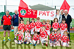 St. Pats Blennervile GAA U6's at the John Mitchels GAA  Juvenile tournament on Saturday