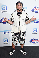 Jax Jones<br /> poses on the media line before performing at the Summertime Ball 2019 at Wembley Arena, London<br /> <br /> ©Ash Knotek  D3506  08/06/2019