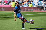 Eibar's Takashi Inui during the match of La Liga between Real Madrid and SD Eibar at Santiago Bernabeu Stadium in Madrid. October 02, 2016. (ALTERPHOTOS/Rodrigo Jimenez)