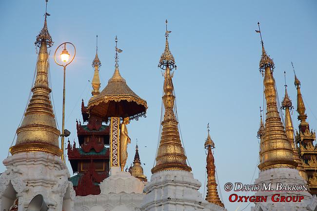 Festival Of The Moon, Shwedagon Pagoda
