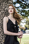 Fashion with Mirella . &quot;Polo in the city&quot;  Polo inspired fashion at Victoria Park , Jamie Sara from Finesse, HAIR - Joe Cotrone- Zink The Element Of Hair Unley<br /> MAKE-UP- Mary Calandro  . Photo: Nick Clayton
