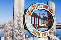 Huntington Beach Surf City California