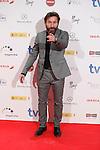 Actor Antonio de la Torre attends Jose Maria Forque Awards photocall at Municipal Congress Palace in Madrid, Spain. January 13, 2014. (ALTERPHOTOS/Victor Blanco)