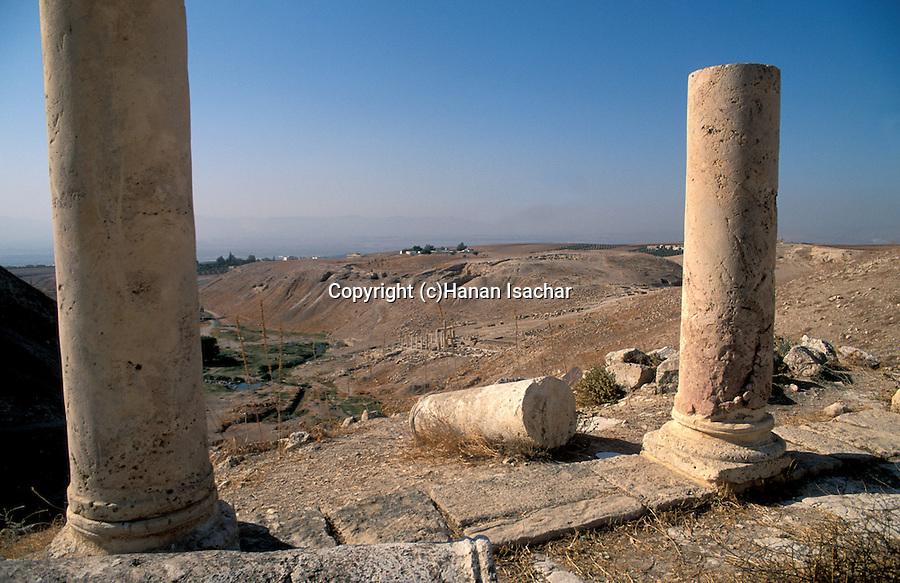 Jordan, Pella in the Jordan Valley