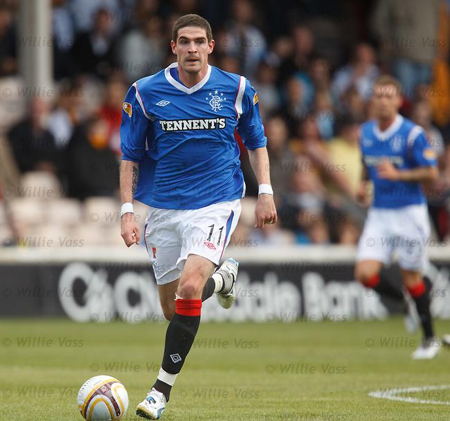 Kyle Lafferty, Rangers