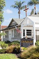 St. Mary Magdalene Church in Orange California
