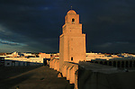 The Great Mosque of Kairouan, Tunisia.