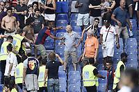 tifosi Genoa Juventus supporters<br /> Genova 26-08-2017 Stadio Marassi Calcio Serie A 2017/2018 Genoa -<br /> Juventus Foto Imagesport/Insidefoto