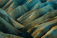 Mountain Ridges, Death Valley National Park, California