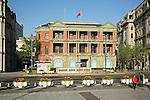 China Merchants Steam Navigation Company Building On The Bund.