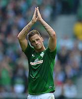 FUSSBALL   1. BUNDESLIGA   SAISON 2012/2013   2. Spieltag SV Werder Bremen - Hamburger SV                     01.09.2012         Marko Arnautovic (SV Werder Bremen)