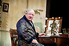 The Dresser<br /> by Ronald Harwood<br /> at The Duke of York's Theatre, London, great Britain <br /> press photocall <br /> directed by Sean Foley <br /> 10th October 2016 <br /> <br /> Ken Stott as Sir<br /> <br /> Photograph by Elliott Franks <br /> Image licensed to Elliott Franks Photography Services